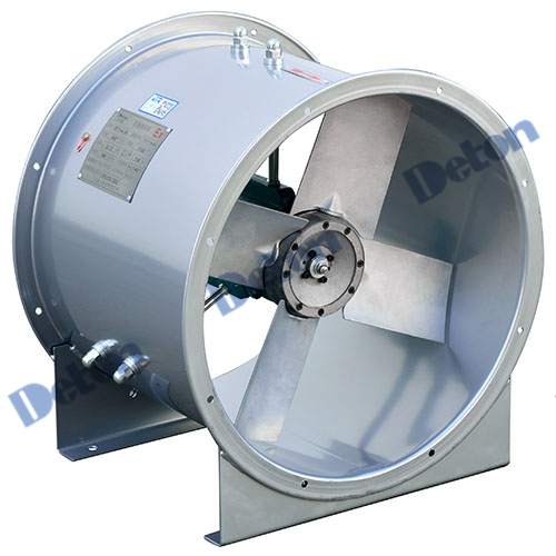 Anti-Explosion Axial Fans