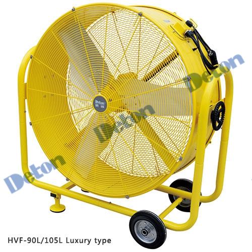 Luxury Type Drum Fan (36