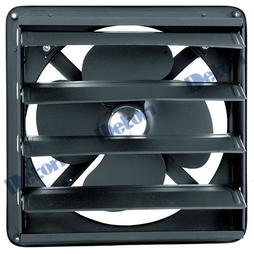 FB Series Exhaust Fan with Shutter (8