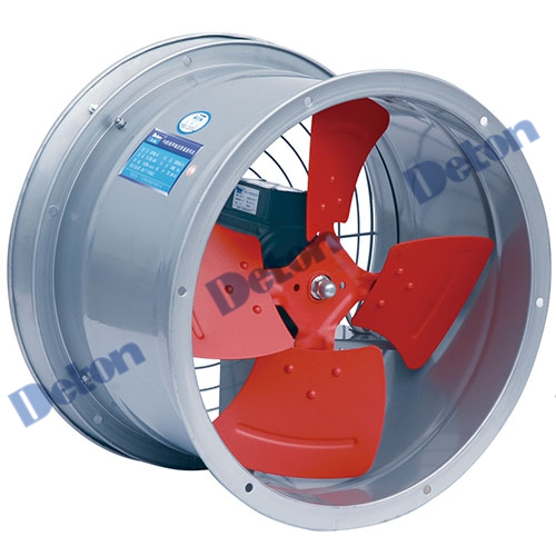 FG Series Low Noise Axial Duct Fan (12