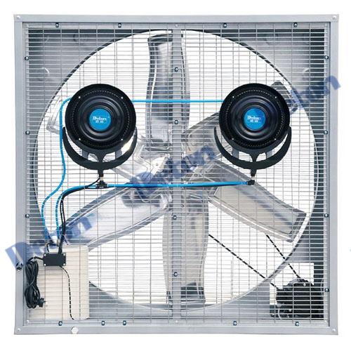 GLF-12.5W Axial Misting Fan(50