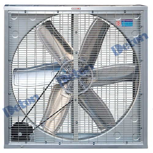 GLF-B Axial Fan with front and rear guards