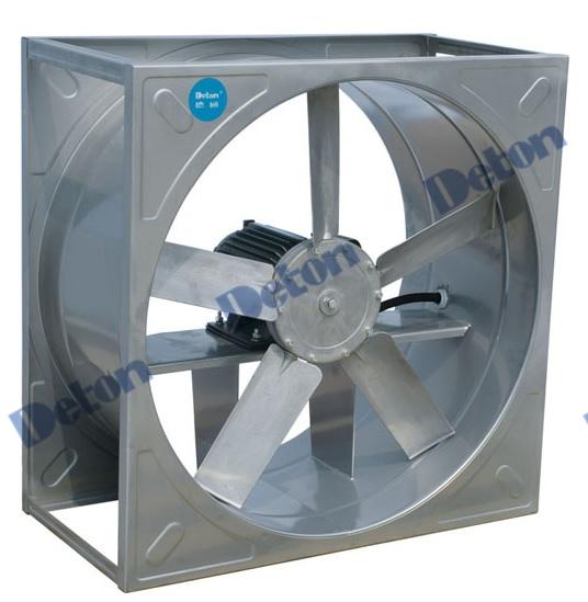 KF-F Series Guadrate Oven Fan
