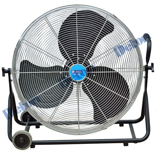 Mobile Powerful Floor Fan (24