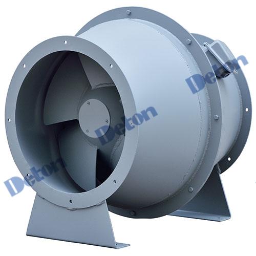 SJG Series(steel) Oblique Airflow Axial Fan