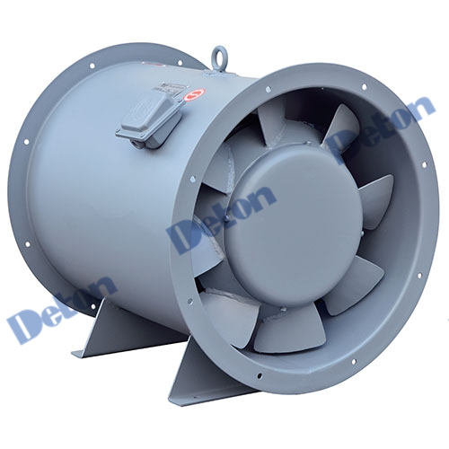 SWF Series Mixed Airflow Axial Fan
